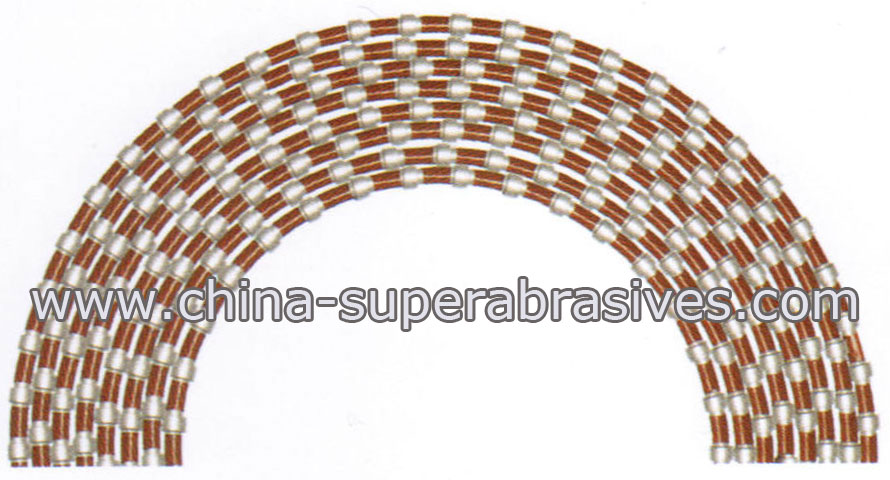 Diamond wire saw,diamond wire saws for granite block squaring!
