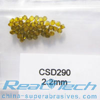 2.2mm diamond grits